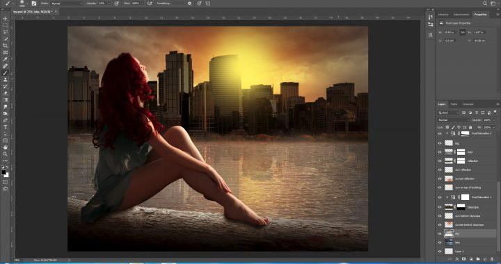 Photoshop image for tutorial