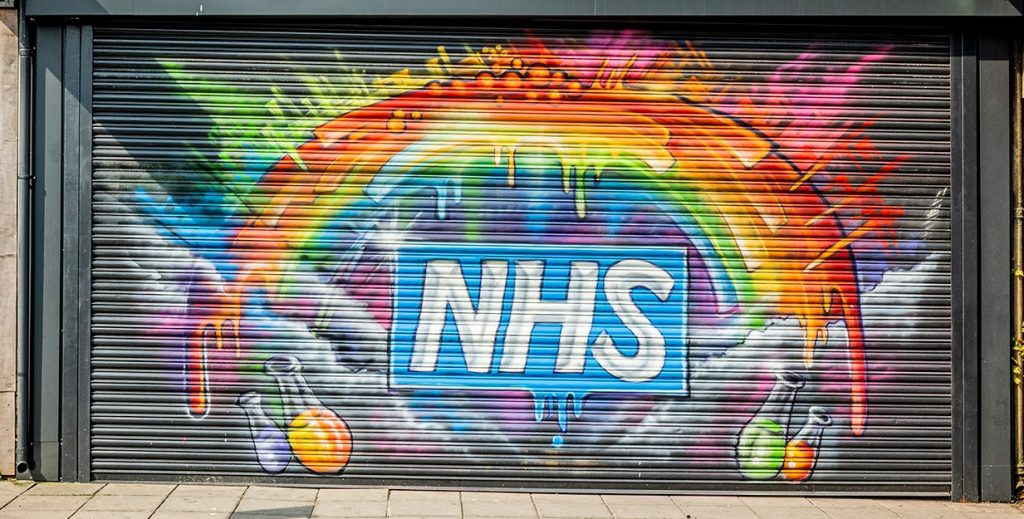 nhs shutters